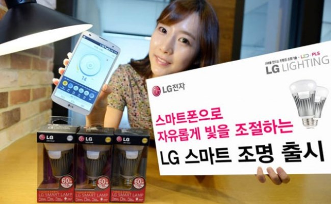 Poç elektrik smart nga LG