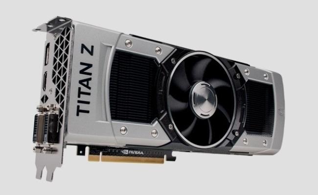 Nvidia prezanton kartelën e re grafike GeForce GTX Titan Z