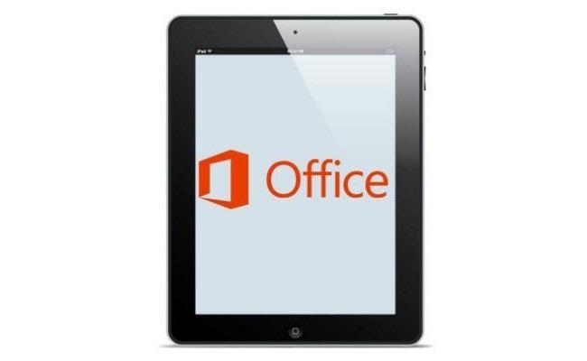 Microsoft Office për iPad, nga tani në dispozicion për shkarkim