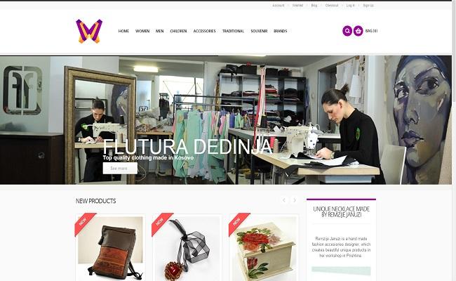 Platformë online për prodhuesit dhe dizajnerët nga Kosova