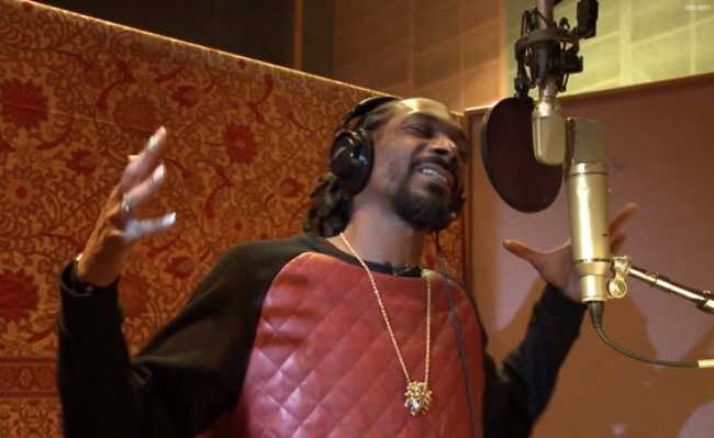 Zëri i Snoop Dogg-it në Call Of Duty: Ghosts DLC