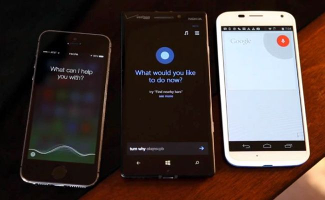 Cortana vs Siri vs Google Now [Video]