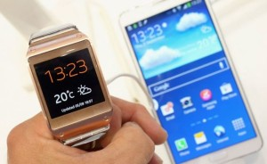 Galaxy Gear watch