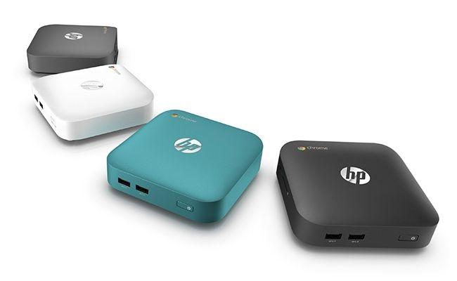 Shfaqen karakteristikat për HP Chromebox