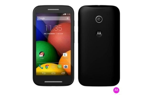Zyrtarizohet Motorola Moto E për vetëm 117 $