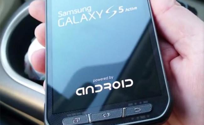 Zyrtarizohet Samsung Galaxy S5 Active