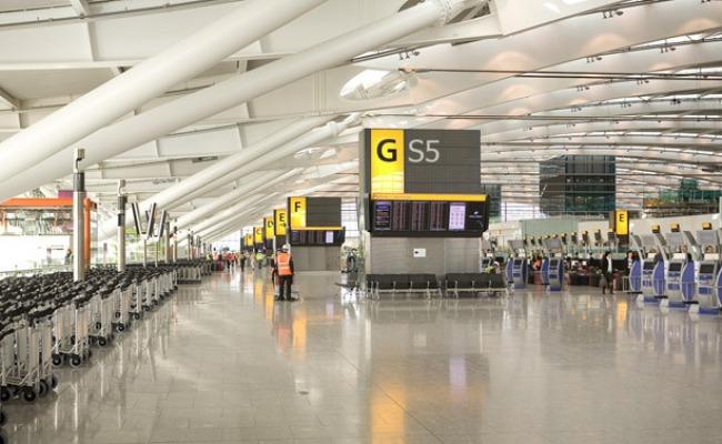 Samsung merr për marketing Terminalin 5 të Aeroportit Heathrow në Londër