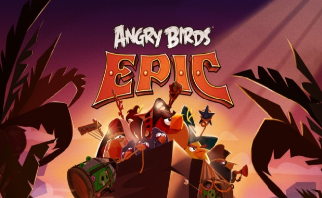 Lansohet Angry Birds Epic për platforma të shumëfishta