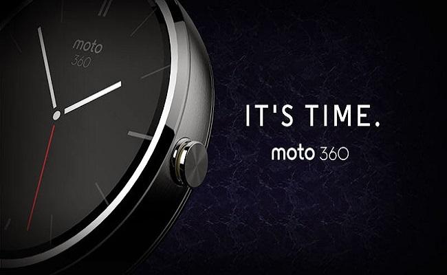 Si do të duket ora Moto 360 ?