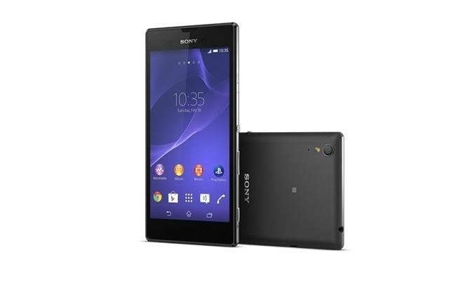 Publikohet Sony Xperia T3