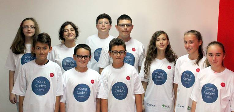 Young Coders Kosovo 1