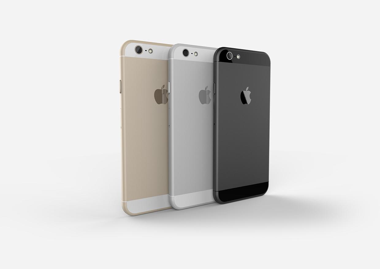 Kështu mund të duket iPhone 6 [E përditësuar]