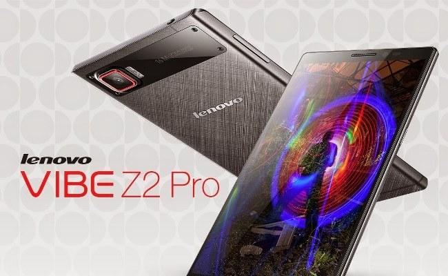 Zyrtare: Prezantohet Lenovo Vibe Z2 Pro