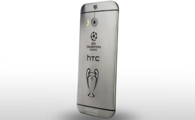 HTC One (M8) Champions League