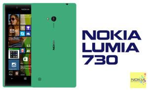 Nokia Lumia 730 1