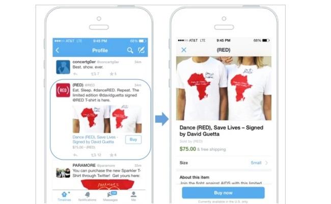 Twitter shumë shpejt me shitblerje nëpërmes rrjetit të tyre
