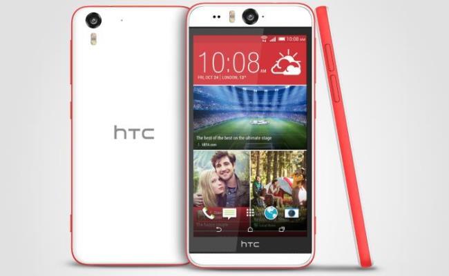Zyrtarizohet HTC Desire Eye