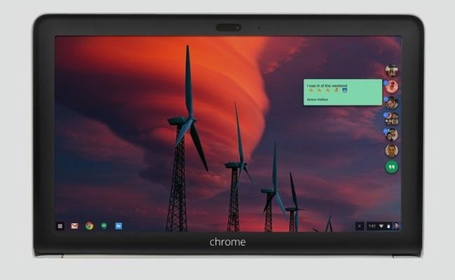 Google lanson aplikacionin Hangouts për sistemet Chrome dhe Windows