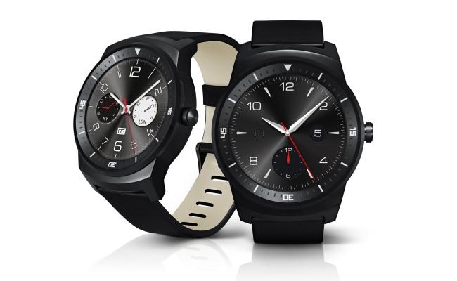 LG G Watch - R