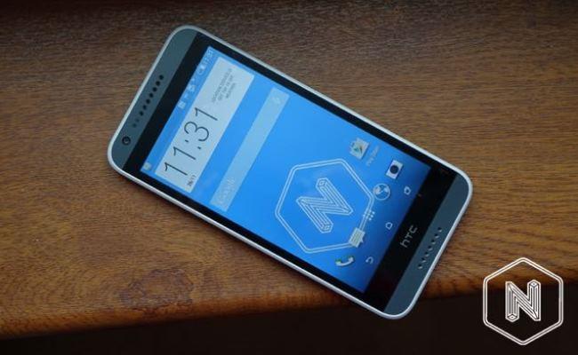 Shfaqen karakteristikat të HTC Desire A55