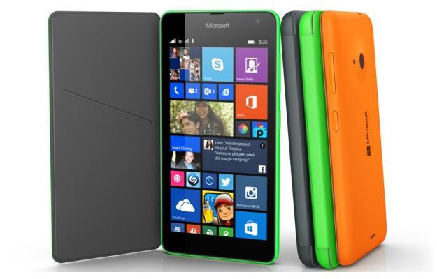 Lansohet smartphone-i i parë Microsoft Lumia