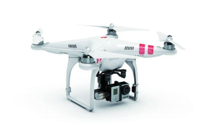 GoPro është në proces të zhvillimit të drone-ve të vet