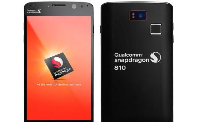 Lansohet smartphone-i Qualcomm Snapdragon 810 MDP