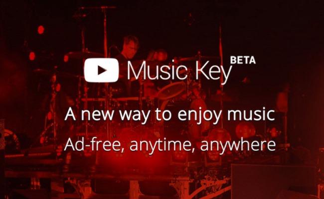 YouTube tani me shërbimin e vet për Music Streaming