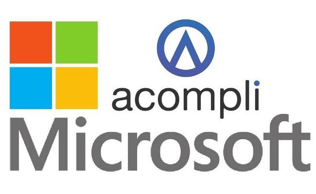 """Microsoft blen aplikacionin për email-a """"Acompli"""""""