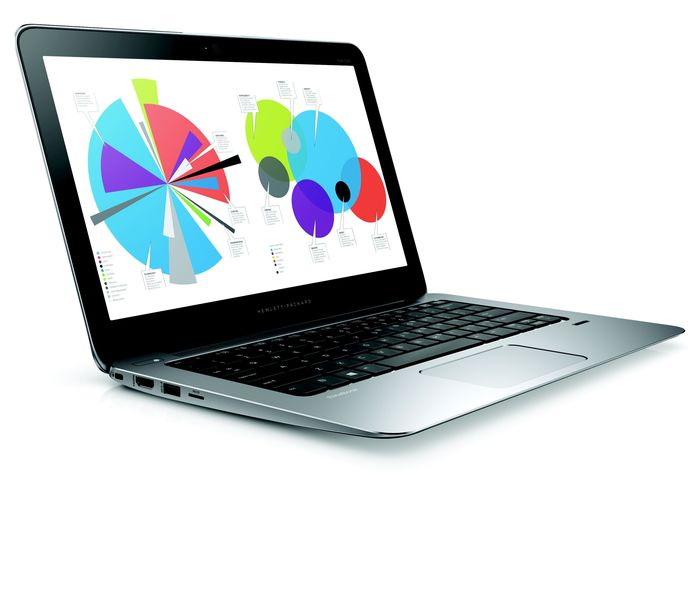 Laptopi Folio 1020 i HP ngjan me një MacBook Air