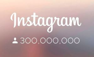 Instagram 300 million