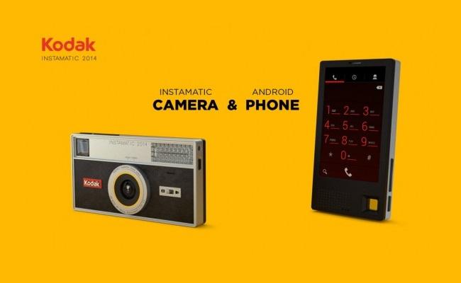 Kodak do të lansoj një smartphone Android me kamerë speciale