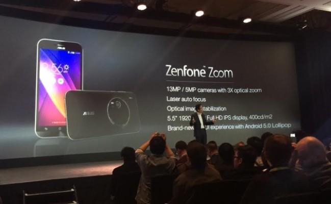 Prezantohet ASUS Zenfone Zoom, posedon 10 elemente të kamerës