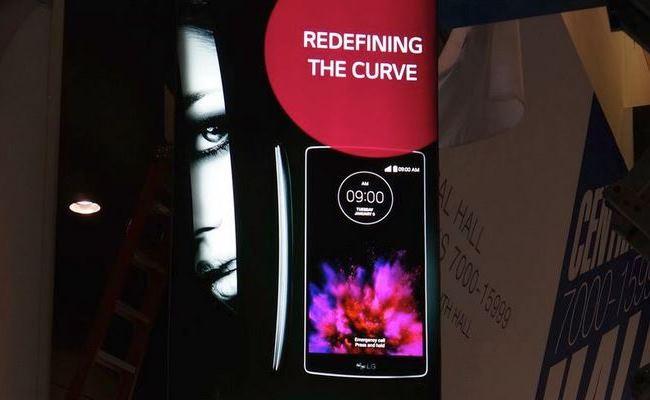 Posterat e LG-së konfirmojnë lansimin e LG G Flex 2 në CES 2015
