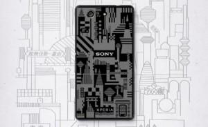 SONY XPERIA Z3 Compact i ilustruar