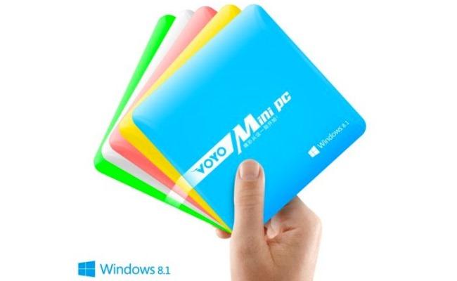 Voyo lanson Mini PC me Windows 8.1 për 130$