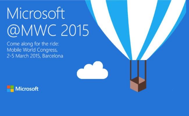 Microsoft konfirmon pjesëmarrjen në ngjarjen MWC 2015
