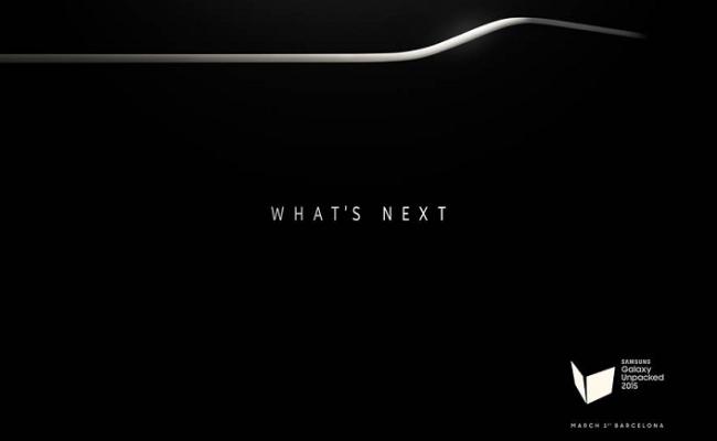 Samsung 2015 Invitation