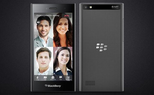 Prezantohet BlackBerry Leap në MWC 2015