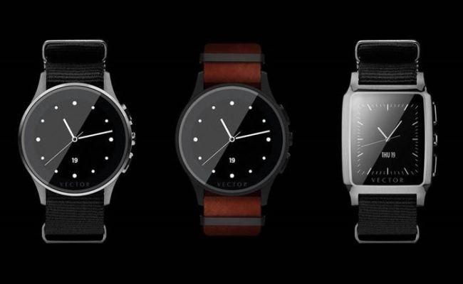 Vector Smartwatch i ri e mban baterinë 30 ditë