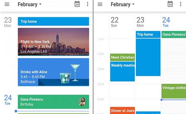 Kalendari i Google tani bëhet pjesë e Apple App Store
