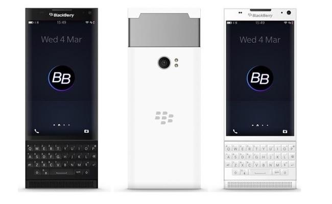 Blackberry gati të publikojë tre telefona të rinj