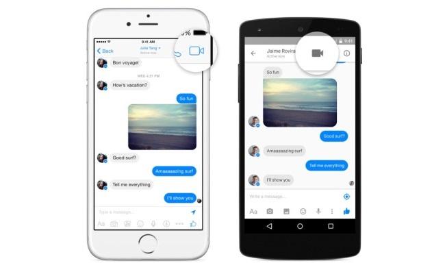 Facebook Messenger me shërbimin e ri për video-thirrje