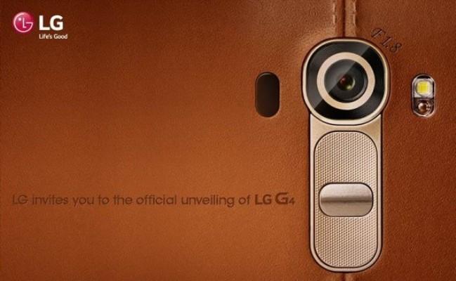 E konfirmuar: LG G4 vjen me 28 Prill