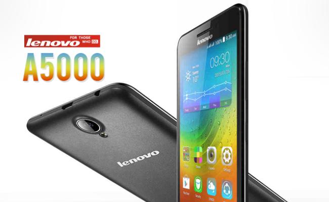 Lansohet Lenovo A5000 në Rusi