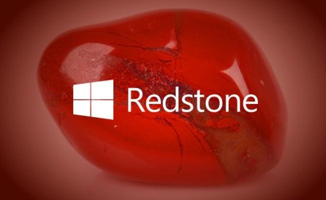 """Dy përditësime të ardhshme të Windows 10 janë koduar si """"Redstone"""""""