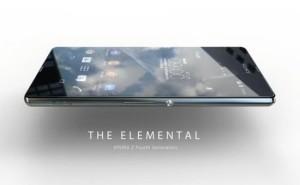 Sony XperiaZ4 koncept
