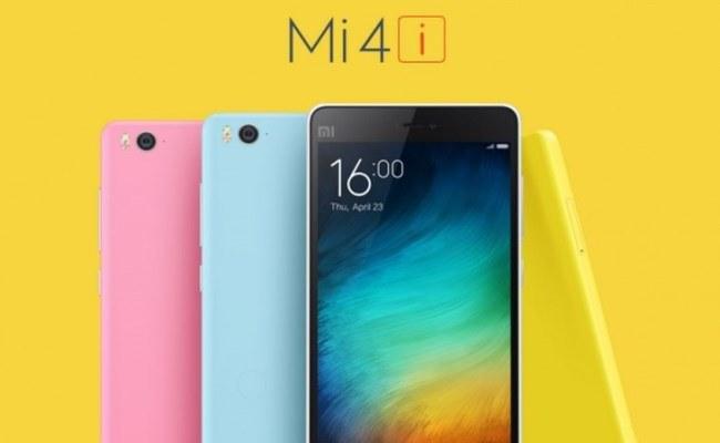 Prezantohet Xiaomi Mi 4i