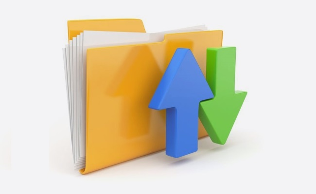 Si të dërgoni File/Folder të mëdhenj (pa pagesë)