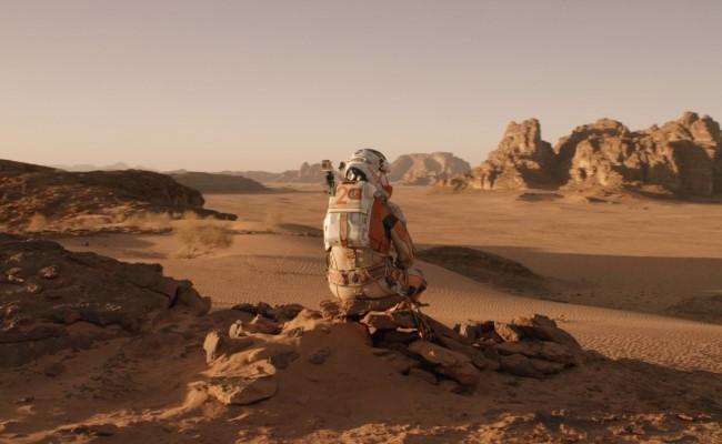 Njeriu ne Mars